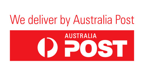 We Deliver by Australia Post Logo